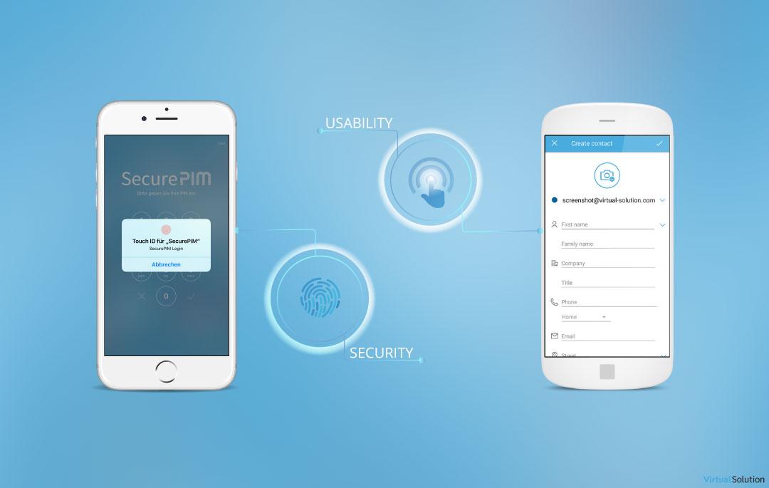 Release Update: SecurePIM wird jetzt noch sicherer und bleibt dabei benutzerfreundlich