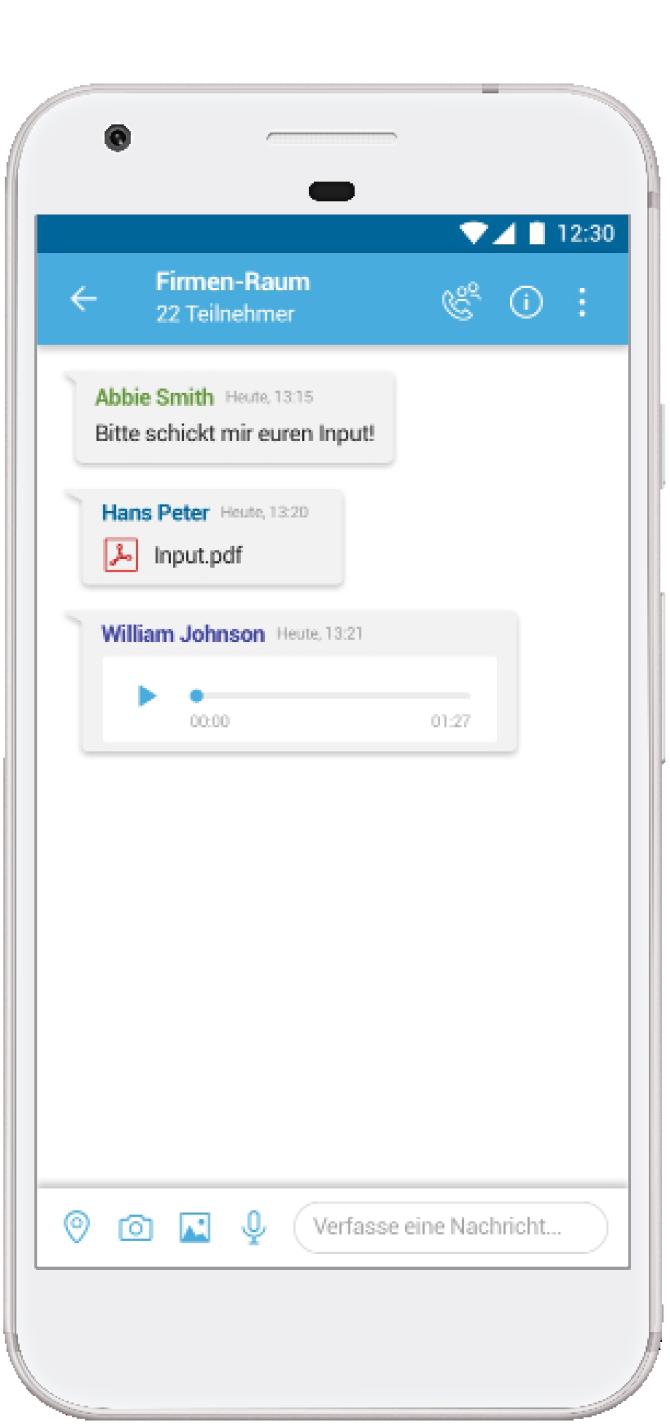 Android Kanäle