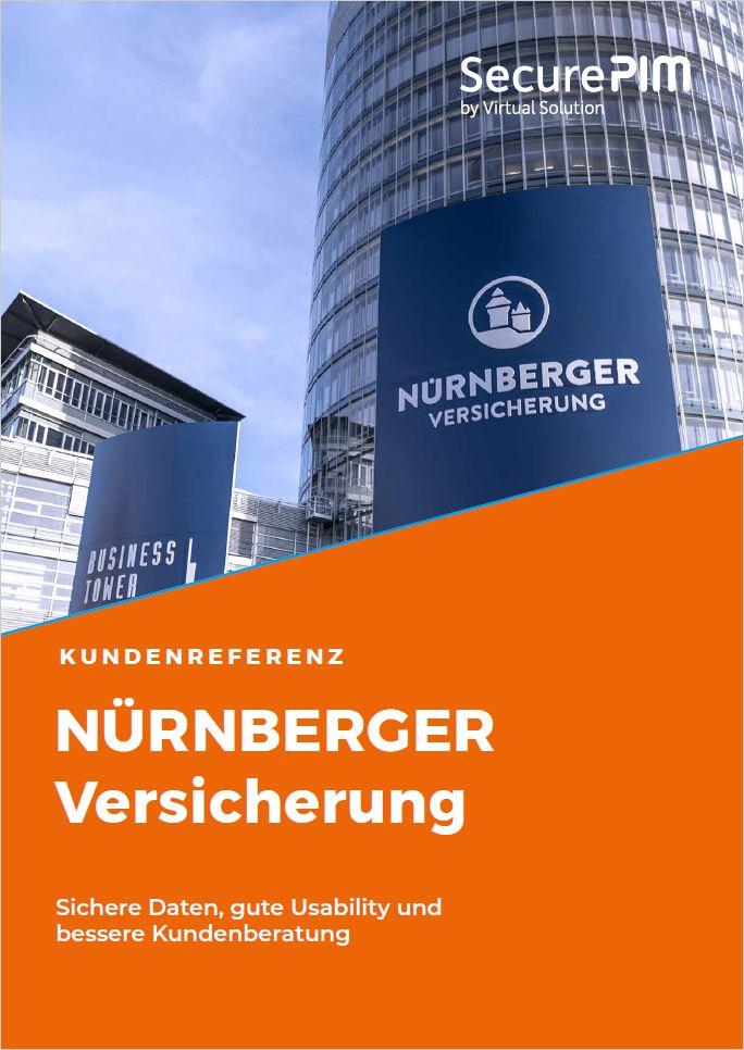 Title Kundenreferenz Nürnberger Versicherung