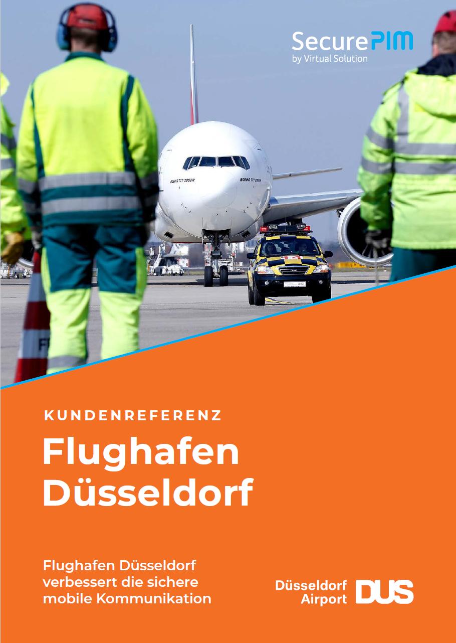 Flughafen Düsseldorf Title