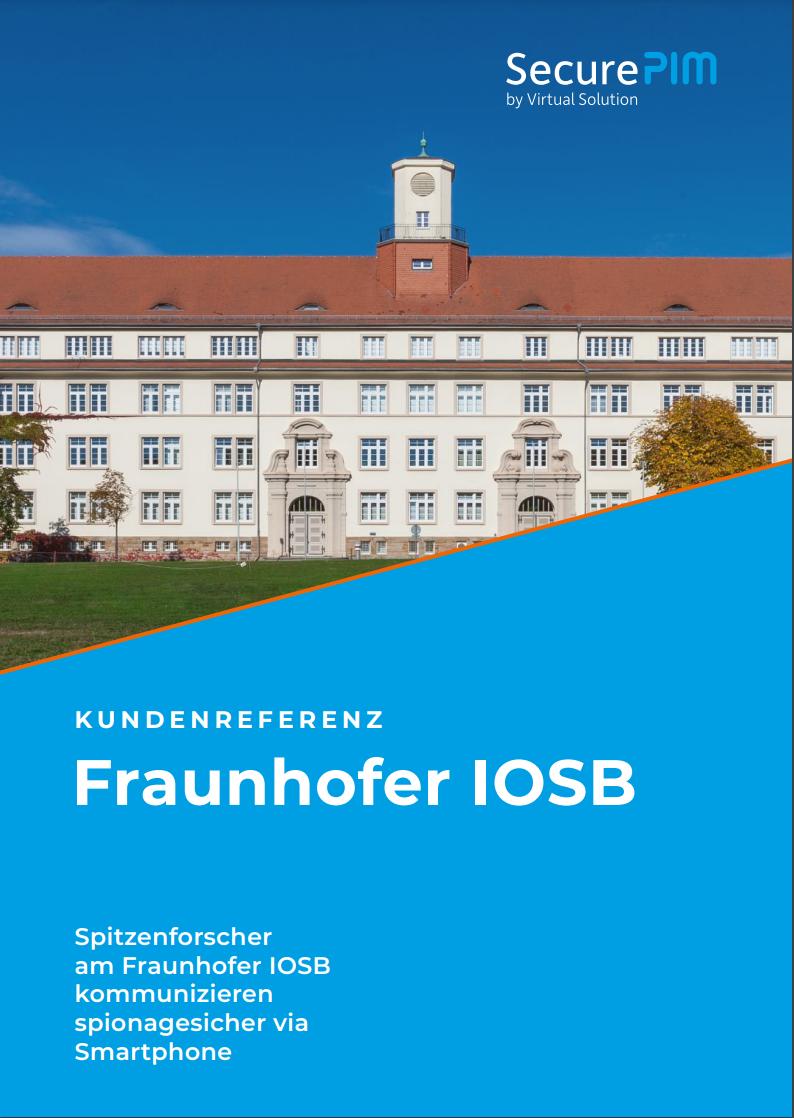 Fraunhofer IOSB Title