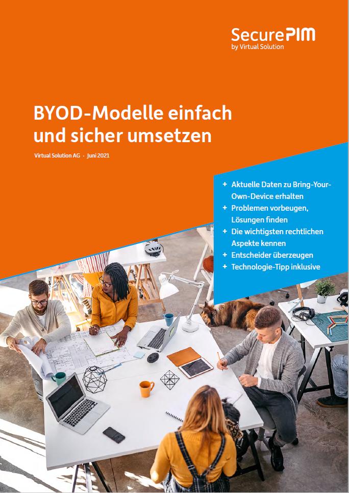 BYOD-Modelle einfach und sicher umsetzen